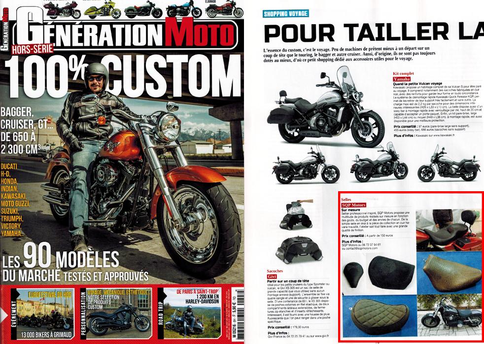 magazine moto custom